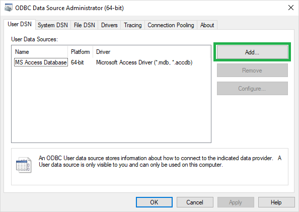 Accessing Excel via ODBC driver in LEAPWORK – Knowledge Base