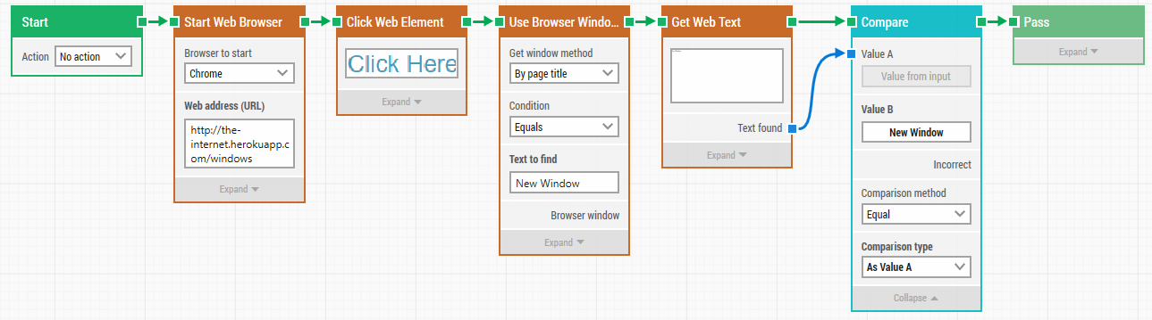 How to capture popup window for Web Applications? – Knowledge Base