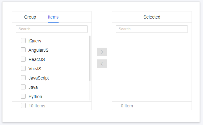 React Multiselect Dropdown Example